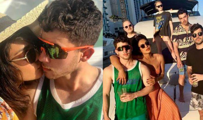 Priyanka Chopra, Nick Jonas And Family Dance on Sucker And Ranveer Singh's Mera Wala Dance, Watch Video