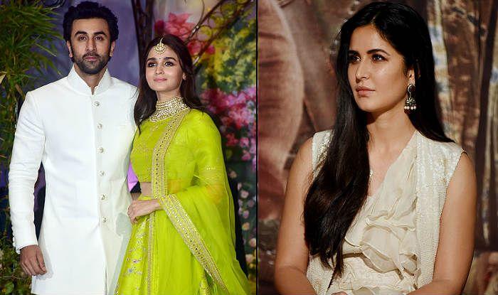 Katrina Kaif Speaks on Maintaining Her Equation With Alia Bhatt Despite Knowing She's Dating Ranbir Kapoor