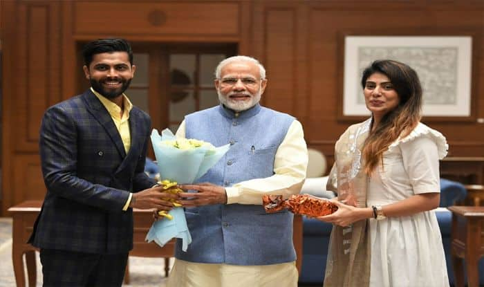 Jadeja Backs For BJP After Father, Sister Join Congress