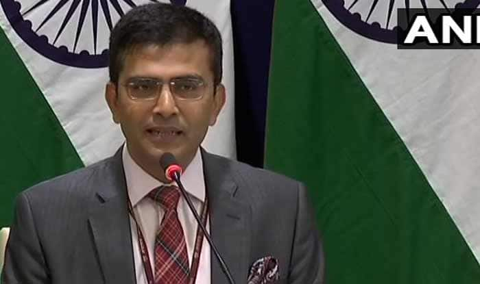 UN Update on Human Rights Violation in J&K Merely Continuation of Earlier False Narrative: MEA