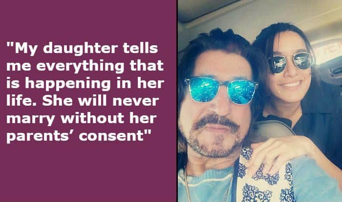 Shakti Kapoor Finally Speaks on Daughter Shraddha Kapoor's Marriage Rumours With Rohan Shrestha