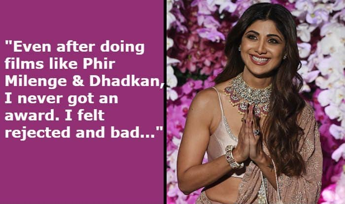 Shilpa Shetty Talks About Not Receiving Awards For 'Phir Milenge' and 'Dhadkan', Says TV Gives Her More Acceptance