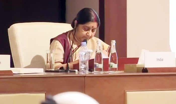 Sushma Swaraj at OIC: Humanity Can be Saved Only if States Stop Harbouring, Funding Terrorists