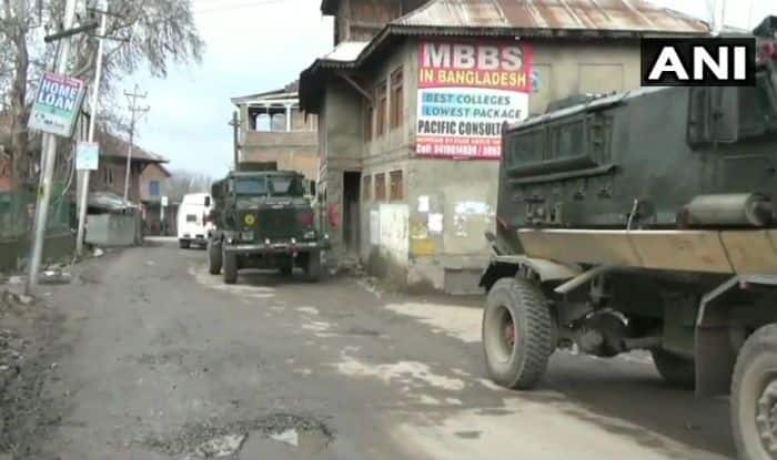 J-K: Encounter Between Security Forces, Terrorists in Tral, 2 Terrorists Dead