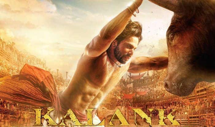 Kalank New Poster Shows a Rough And Tough Varun Dhawan as Zafar Fighting a Bull