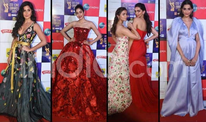 How Alia, Deepika, Katrina And Others Looked at Zee Cine Awards 2019 Red Carpet