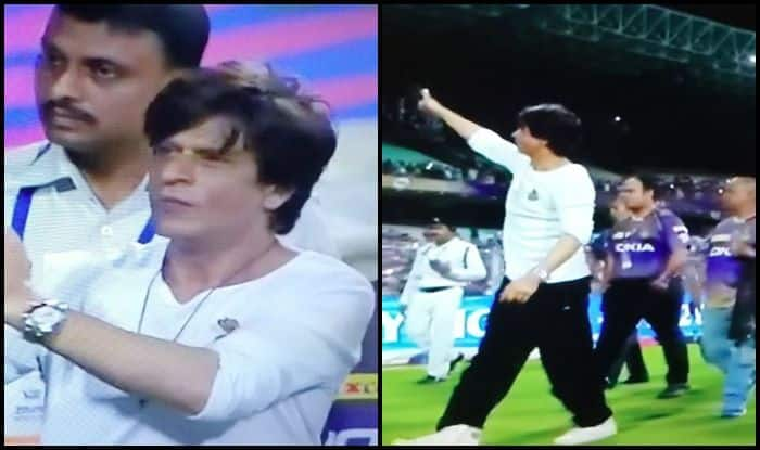 Shah Rukh Khan IPL 2019 KKR vs MI