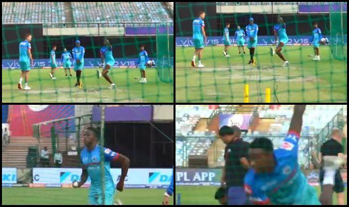 Kagiso Rabada DC vs RCB IPL 2019