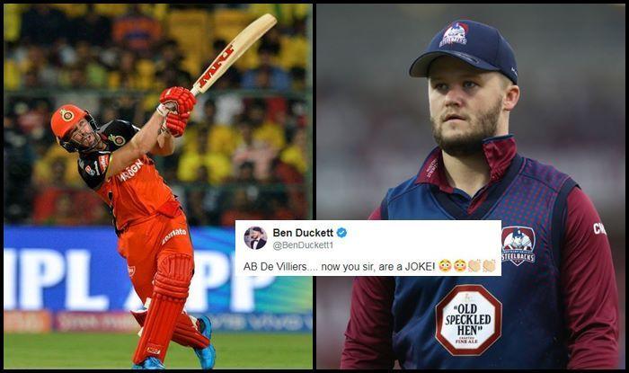 Virat Kohli Ben Duckett IPL 2019