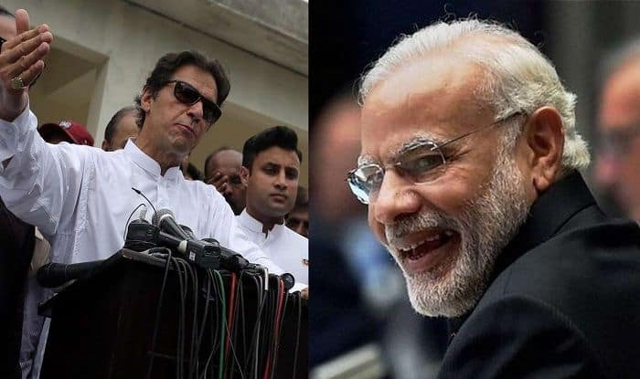 Pakistan PM Imran Khan Dials Narendra Modi, Congratulates Him on Landslide Victory in 2019 General Election