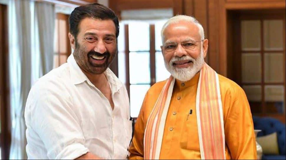 'Hindustan Zindabad Tha, Hai, Aur Rahega', Tweets PM Modi After Meeting Sunny Deol