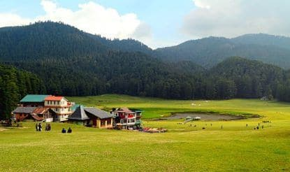 What to See in The Tiny Hamlet of Khajjiar