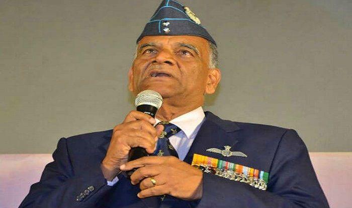 Air Marshal Simhakutty Varthaman (retired)