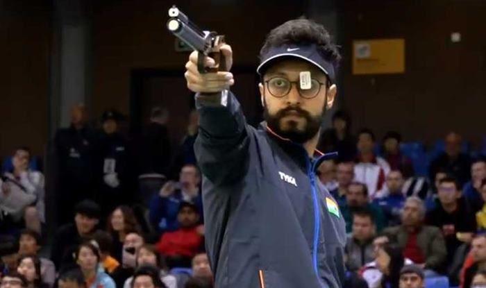 Abhishek Verma, ISSF World Cup, Beijing Shooting World Cup, Saurabh Chaudhary, Manu Bhaker, Shooting, Anjum Modgill