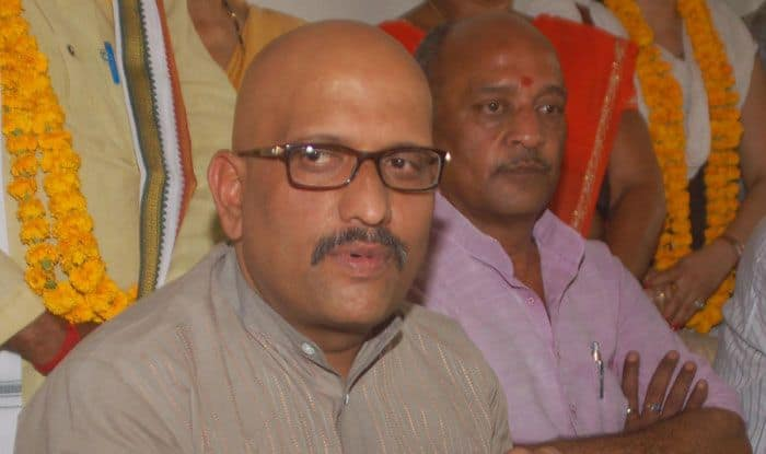 Congress candidate from Varanasi, Ajay Rai