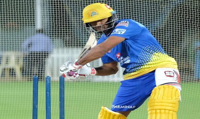 Ambati Rayudu, IPL 2019, CSK vs MI IPL, Chennai Super Kings, Mumbai Indians, Rayudu Chennai, MS Dhoni, Indian Premier League, Latest Cricket News