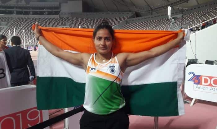 Annu Rani_picture credits-Athletics federation of India