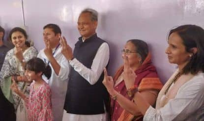 Rajasthan: Over 29 Per Cent Voting Recorded Till 11 AM For 13 LS Seats
