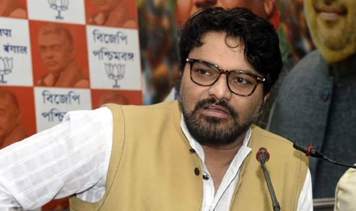 BJP leader Babul Supriyo