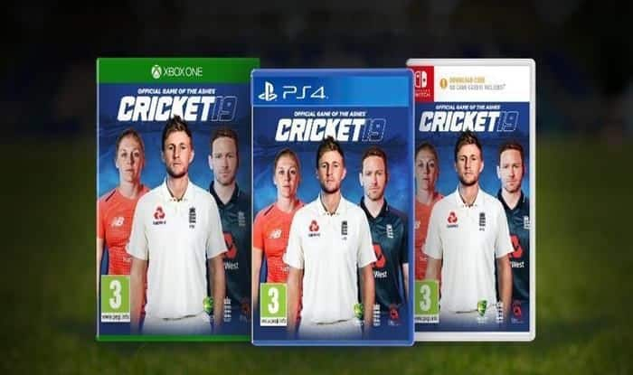 Official Game Of Ashes Cricket 19 Release Date Announced