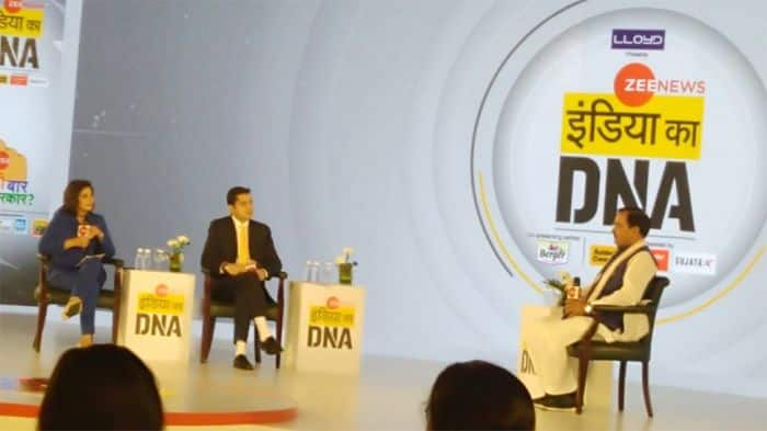 WATCH LIVE India Ka DNA 2019: Track The Election Pulse With Top Leaders