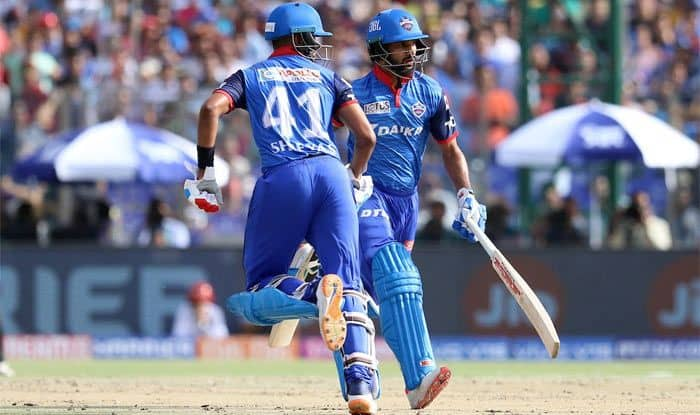 Delhi Capitals, Sunrisers Hyderabad, Shikhar Dhawan, Shreyas Iyer, IPL 2019, Delhi vs Hyderabad, Indian Premier League, Latest Cricket News