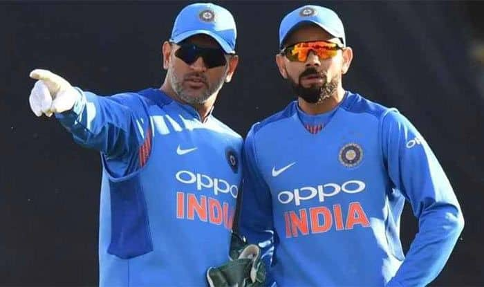 Virat Kohli, MS Dhoni, ICC Cricket World Cup 2019, ICC World Cup 2019, Kohli on Dhoni, Kohli defends Dhoni, Kohli-Dhoni World Cup 2019, Cricket News, World Cup 2019, Virat Kohli-MS Dhoni, MS Dhoni is a legend, India vs West Indies World Cup