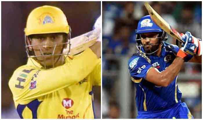 IPL-12:  धोनी और रोहित के बीच होने वाली है जंग, चेन्नई ने टॉस जीत चुनी गेंदबाजी