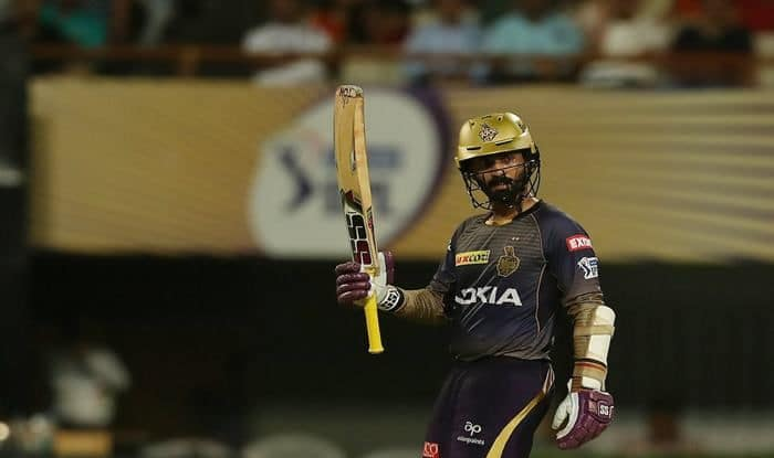 Dinesh Karthik, KKR vs RR, Kolkata vs Rajasthan, Kolkata Knight Riders, IPL 2019, Indian Premier League, Latest Cricket News, Karthik