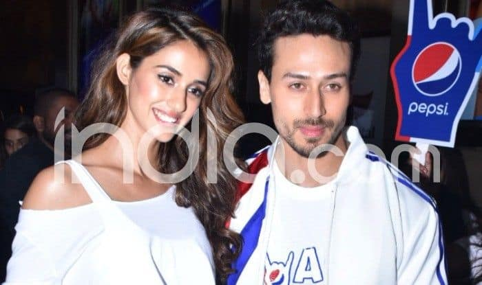 Disha Patani And Rumored Boyfriend Tiger Shroff Team up For Music Video, Watch
