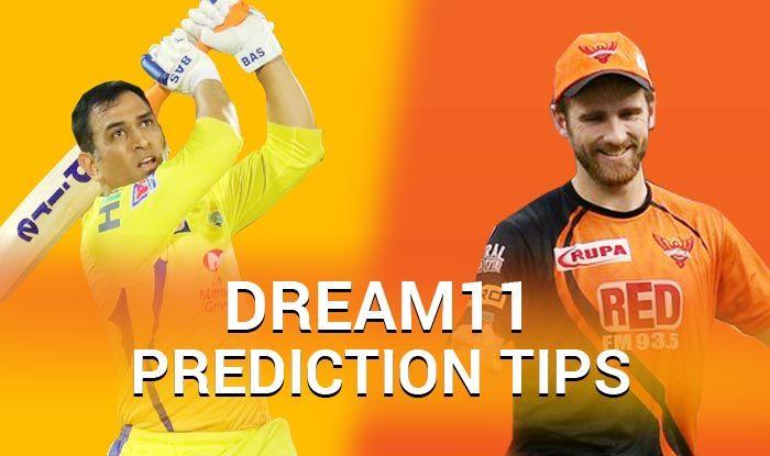 IPL 2019, CSK vs SRH, Dream11 Predictions, Today Match Predictions, Today Match Tips, Today Match Playing xi, csk playing xi, srh playing xi, dream 11 guru tips, Dream XI Predictions for today match, ipl CSK vs SRH match Predictions, online cricket betting tips, cricket tips online, dream 11 team, my team 11, dream11 tips, CSK vs SRH Dream XI