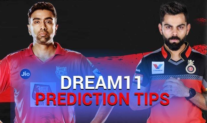 Dream11 Guru Predictions and tips - KXIP vs RCB