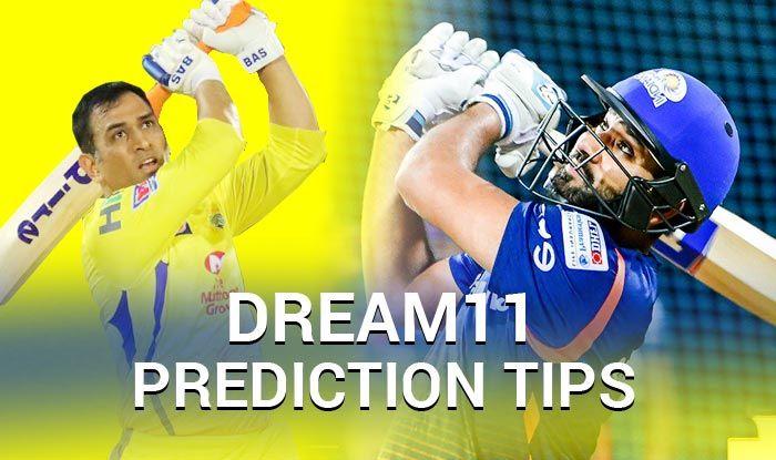 CSK vs MI Dream11 Team - Check My Dream11 Team, Best players list of today's match, Chennai vs Mumbai Dream11 Team Player List, CSK vs MI Dream11 Team Player List, Dream11 Guru Tips, Online Cricket Tips IPL 2019.