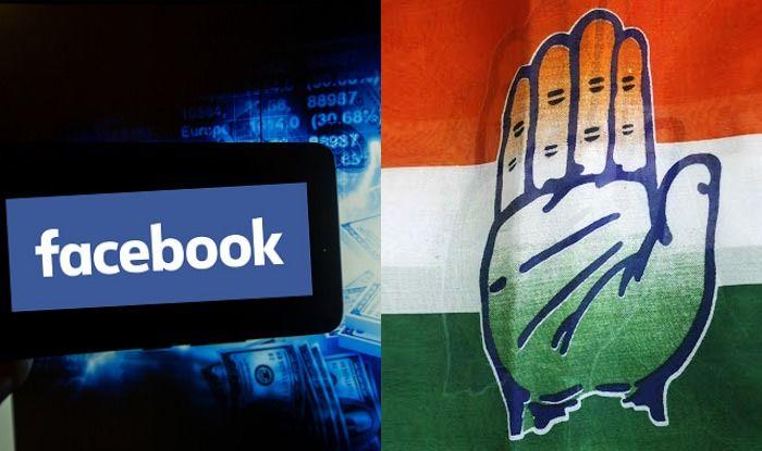Facebook and Congress logos