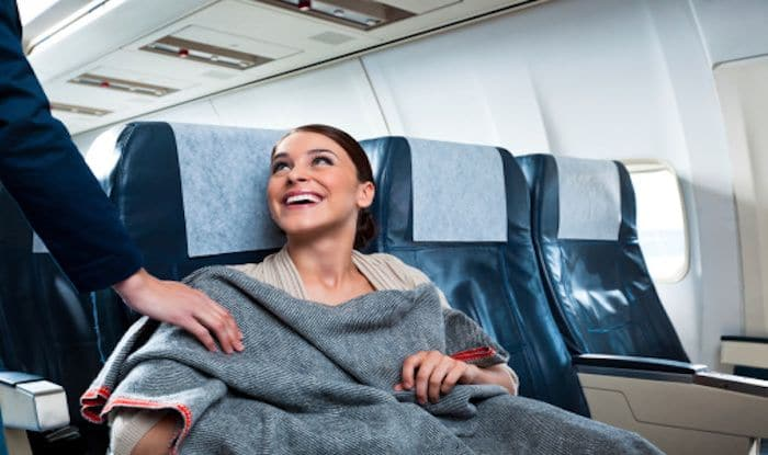What to do if You're Flying With a Cold