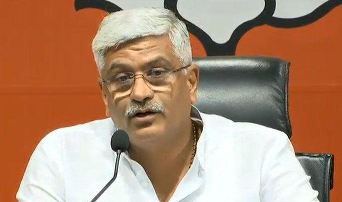 BJP leader Gajendra Singh Shekhawat