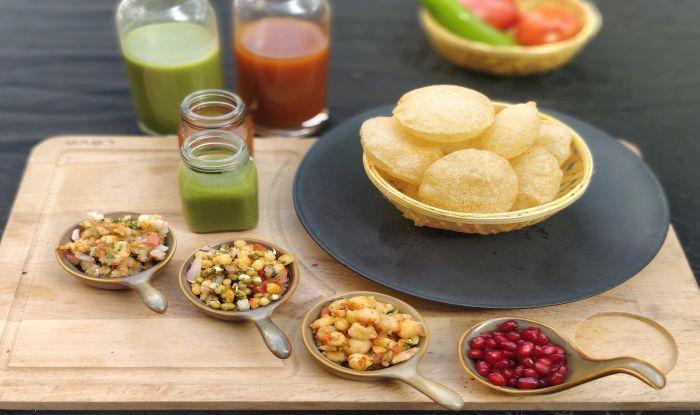 Golgappa - Executive Chef Avinash Kumar, Novotel Imagica Khopoli