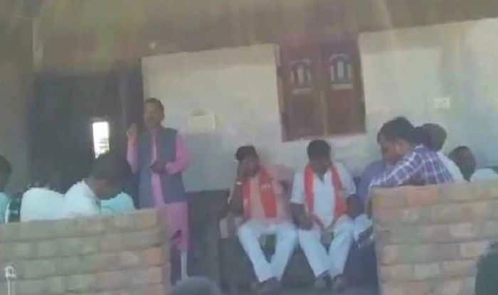 PM Modi Has Installed Cameras in Polling Booths, Won't Give You Job if You Vote For Congress: Gujarat BJP MLA