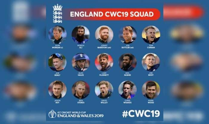 ICC World Cup Engalnd 2019