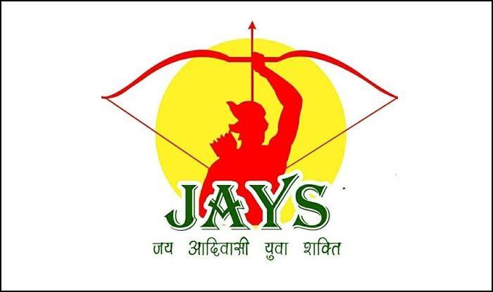 Jai Adivasi Yuva Shakti logo