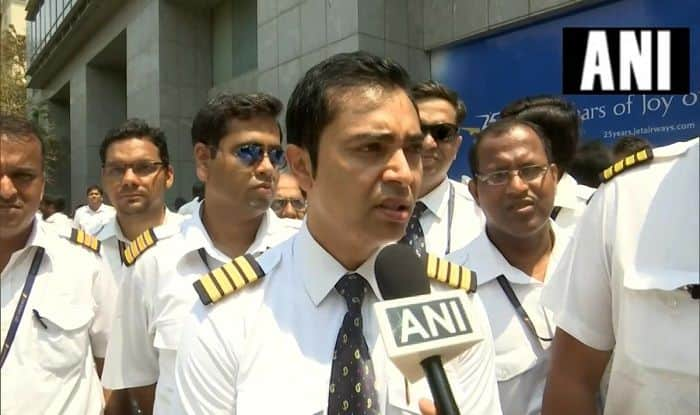 What About Rs 15,000 Crore Fund? Jet Pilots' Guild Asks SBI