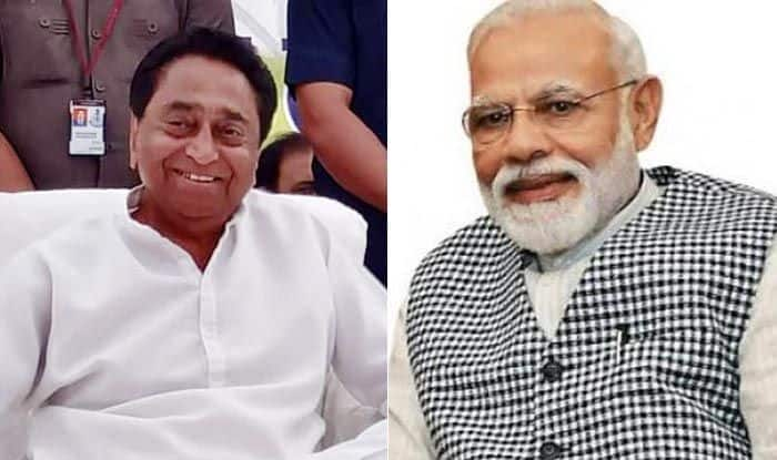 Kamal Nath, PM Modi