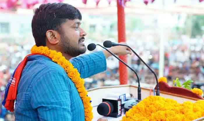 Kanhaiya Kumar's Reply to Woman Who Asked Him to Say 'Jai Hind' is Going Viral | Watch
