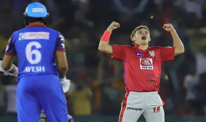 Kings XI Punjab's Sam Curran bags first hattrick of current IPL season_Picture credits-IPL