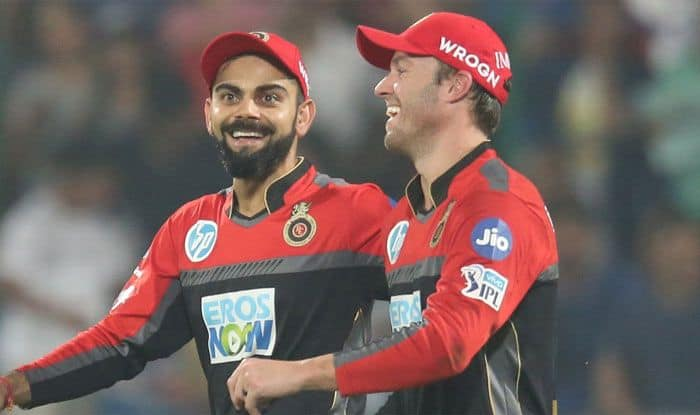 Virat Kohli, AB de Villiers,, IPL 2019, RCB vs SRH, Royal Challengers Bangalore, Indian Premier League, Latest Cricket News, RCB, RCB Fans
