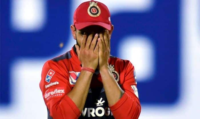 IPL 2019: Virat Kohli Denies to Make Excuses After RCB's Sixth Straight Loss This Season