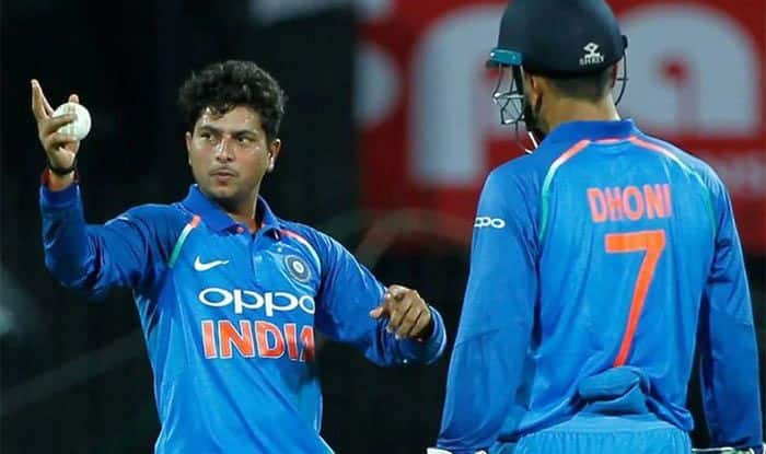Kuldeep Yadav, MS Dhoni, CEAT Cricket Awards, ICC Cricket World Cup 2019, Kuldeep on Dhoni, Virat Kohli, IPL 2019, Chennai Super Kings, Dhoni, Latest Cricket News