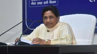 Karnataka Crisis: Mayawati Directs Lone BSP MLA to Support Coalition Government During Trust Vote