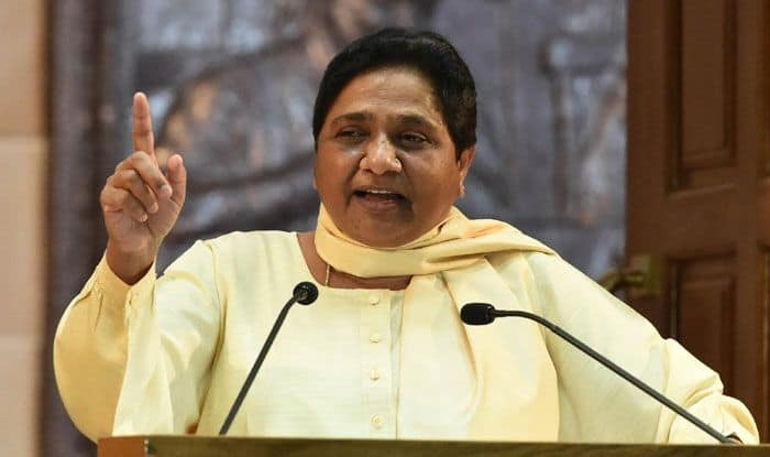 BSP chief Mayawati