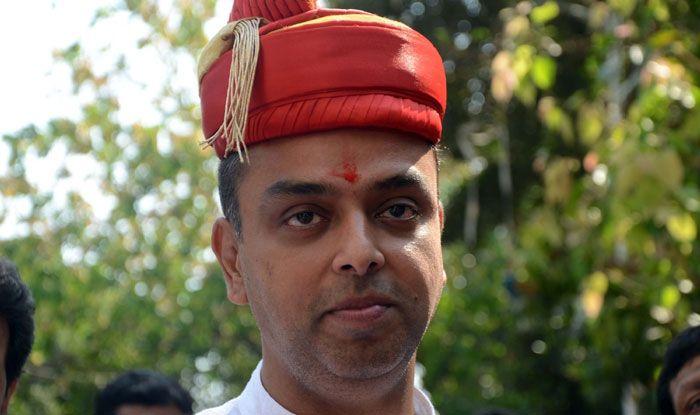 Mumbai Congress president Milind Deora